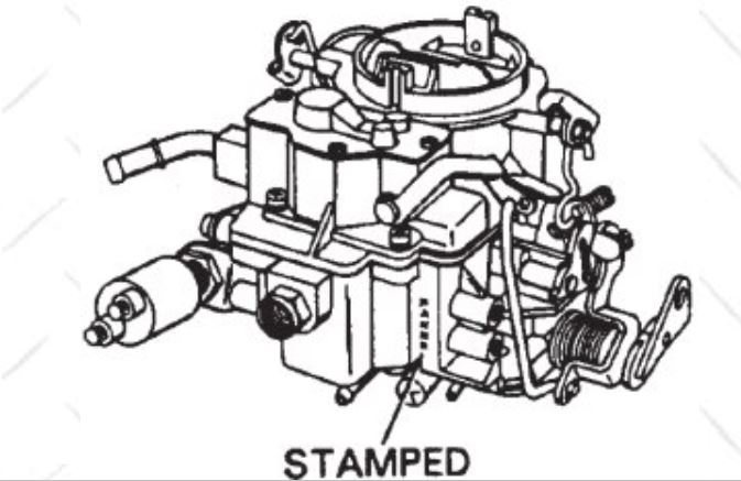 holley 2280 2 barrel carburetor rebuild kit