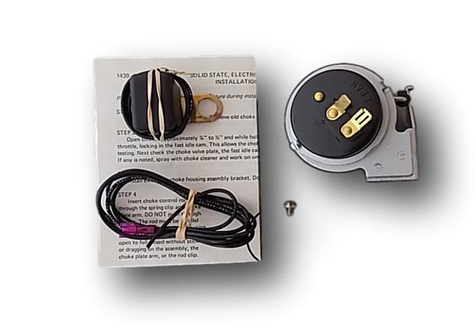 1965 71 chevrolet electric choke conversion kit. Black Bedroom Furniture Sets. Home Design Ideas