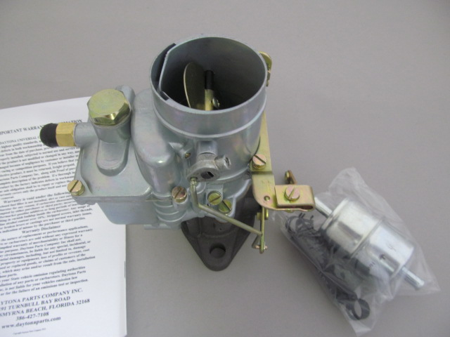 Mercedes Benz Of Rochester >> Rochester 1 Barrel Replacement Carburetor