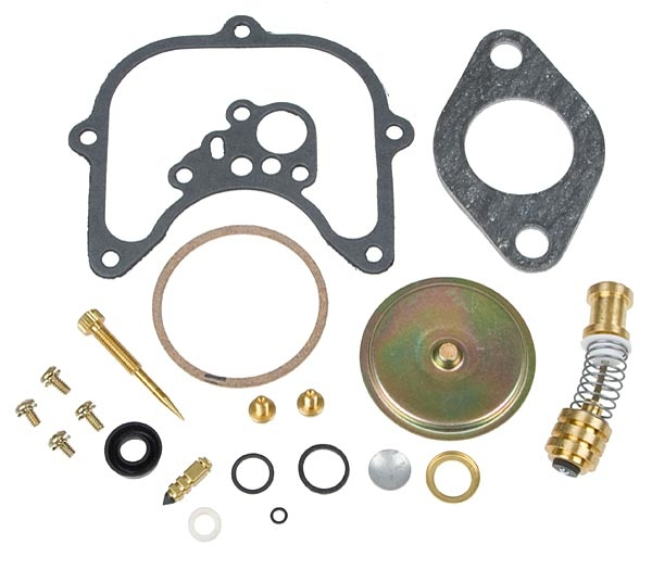 Ford Tractor Carb Kits : Premium ford tractor carburetor kit holley