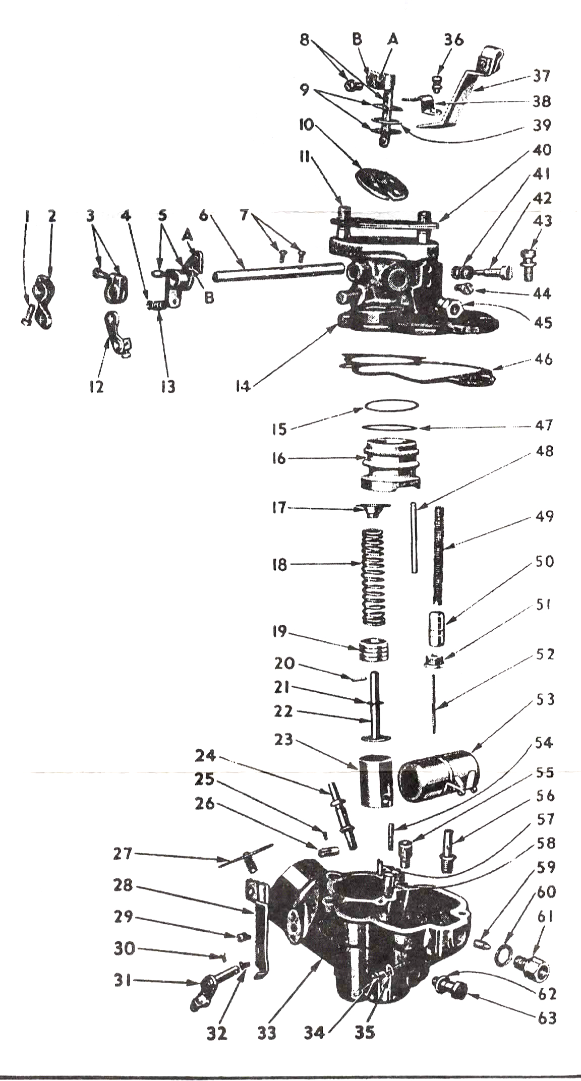 carter bb updraft exploded view