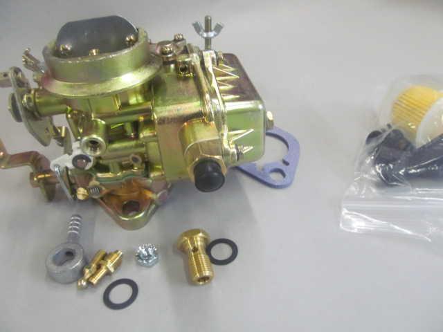 Holley 1904 Carburetors