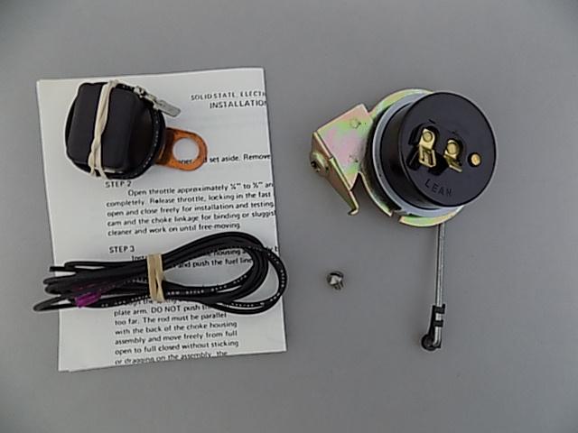 holley 4 barrel electric choke thermostat th1042. Black Bedroom Furniture Sets. Home Design Ideas