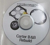 Carter B&B 1 Barrel Rebuild Video DVD