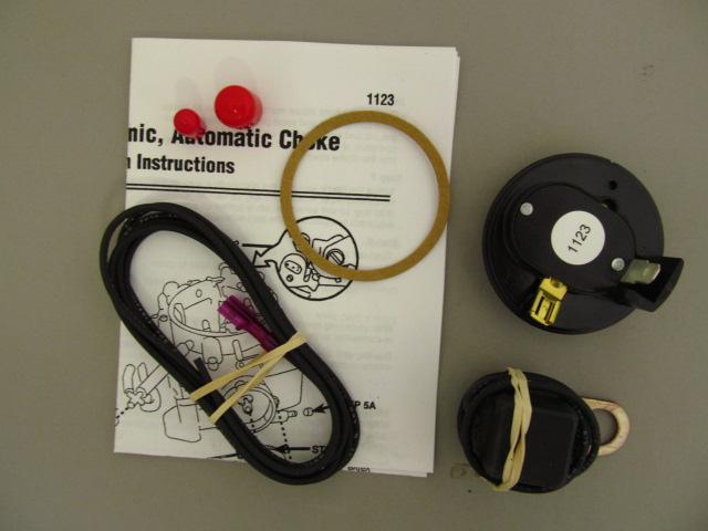 2 Jet Electric Choke Conversion Kit
