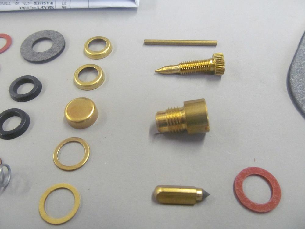 K on Zenith Carburetor Part Numbers