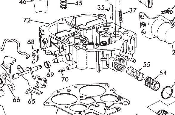 pontiac quadrajet vacuum diagram  pontiac  auto wiring diagram