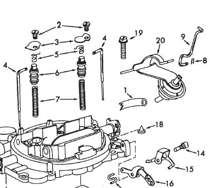 wiring diagram for 1979 jeep cj7 with Carter Afb Carburetor Vacuum Diagram on Jeep Cj7 4 Cylinder Engine together with Index php as well Cj 7 Wiring Diagram besides Jeep Tilt Steering Column Diagram 1979 as well Jeep Cj7 Cooling Diagram.