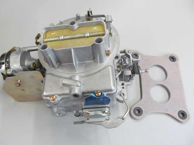 Rc on Carburetor Venturi