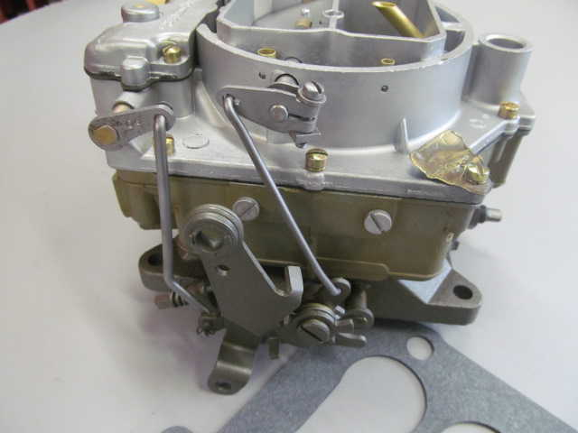 Carter Wcfb Remanufactured Carburetor