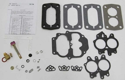 Carter BBD Carburetor Kit Chrysler, Dodge, Desoto