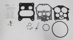 Rochester 2MC 2 Barrel Carburetor Kit Ethanol Ready