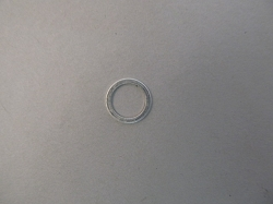 Throttle Body Plug Gasket