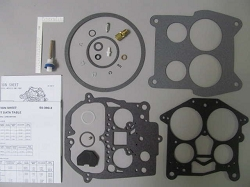 Rochester Quadrajet Marine Carburetor Kit Mercury, Chris Craft, Crusader, Kiekhaefer, OMC, Volvo Penta K4078