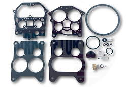 Rochester Quadrajet Carburetor Kit - 70-74 Cadillac, 73-76 Chevy & GMC, 68-76 Olds