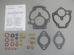 Chris Craft 63M 63M2 Marine Carburetor Kit
