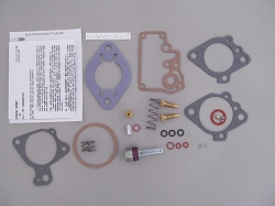 Carter B&B 1 Barrel Carburetor Kit Ball & Ball