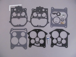 Rochester Quadrajet Marine Carburetor Kit Chris Craft, Chrysler, Mercury, OMC, Volvo Penta K530