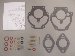 Zenith 1 Barrel 63M, 263M Marine Carburetor Kit