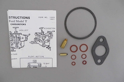 Holley Model T NH Carburetor Kit