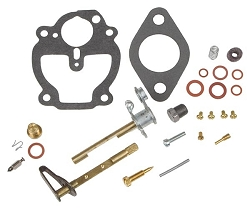 International Tractor Carburetor Kit Zenith