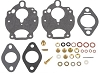 Ford & Case Tractor Carburetor Kit Zenith