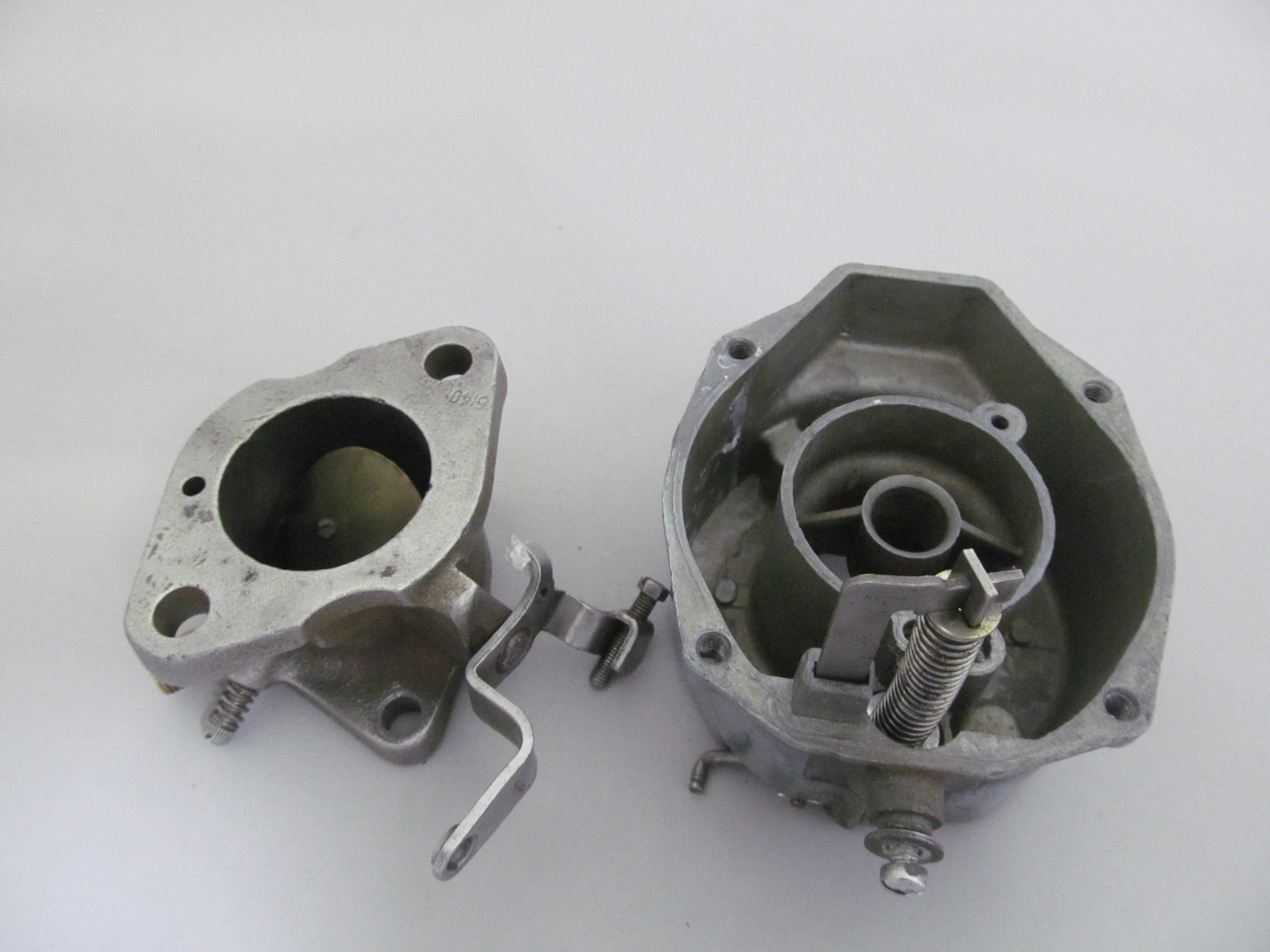 how to change throttle body to carburetor