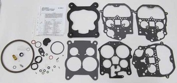 Rochester Quadrajet  M4MED Carburetor Repair Kit