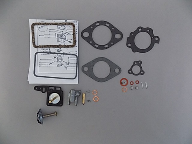 Holley 1904 Carburetor Kit 1 Barrel IHC