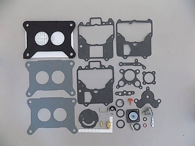 autolite 2100 rebuild instructions