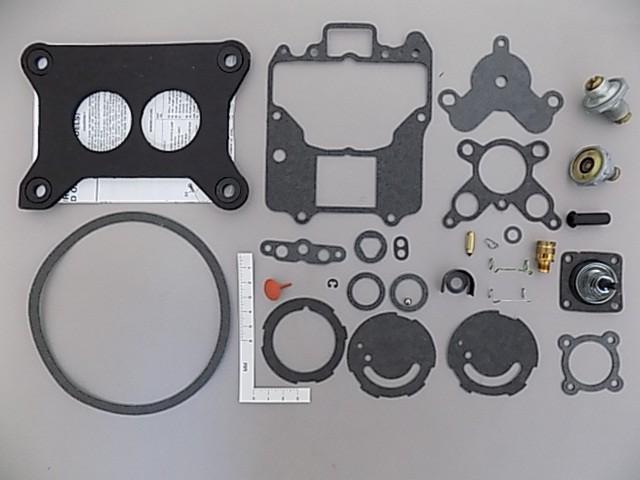 motorcraft   barrel carburetor kit