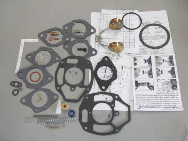 Mercedes Of Rochester >> Rochester B, BC, BV 1 Barrel Premium Carburetor Kit