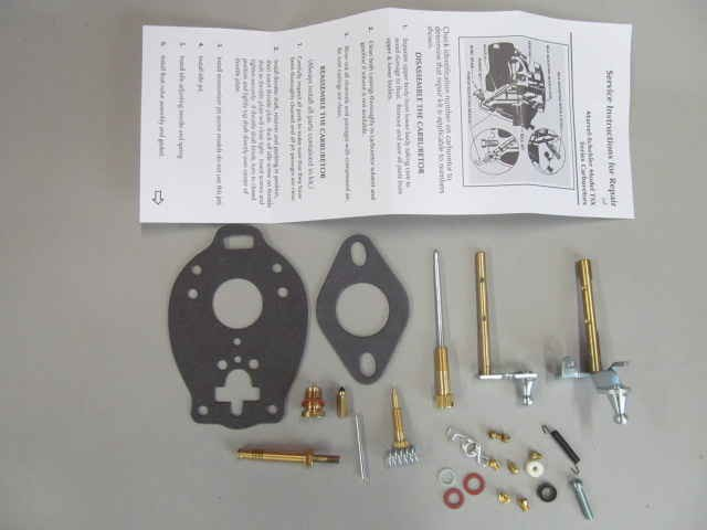 Tk on Ford 8n Tractor Carburetor Kit