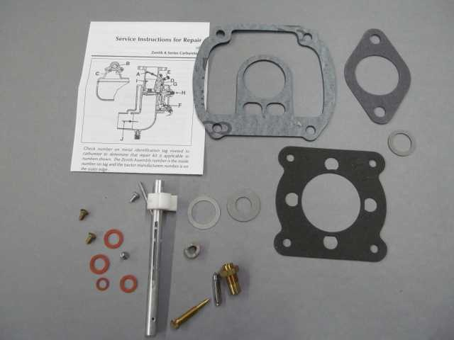 International tractor premium rebuild kit f20 f30 w30 international tractor carburetor kit zenith ccuart Image collections