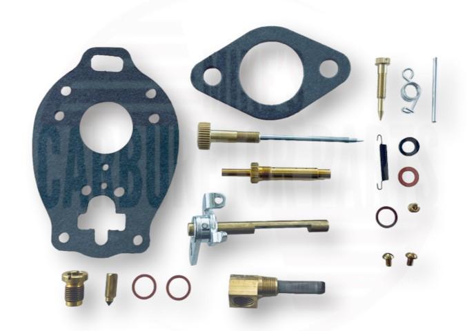 Marvel Carb 135 Massey : Massey ferguson carburetor kit marvel schebler trk
