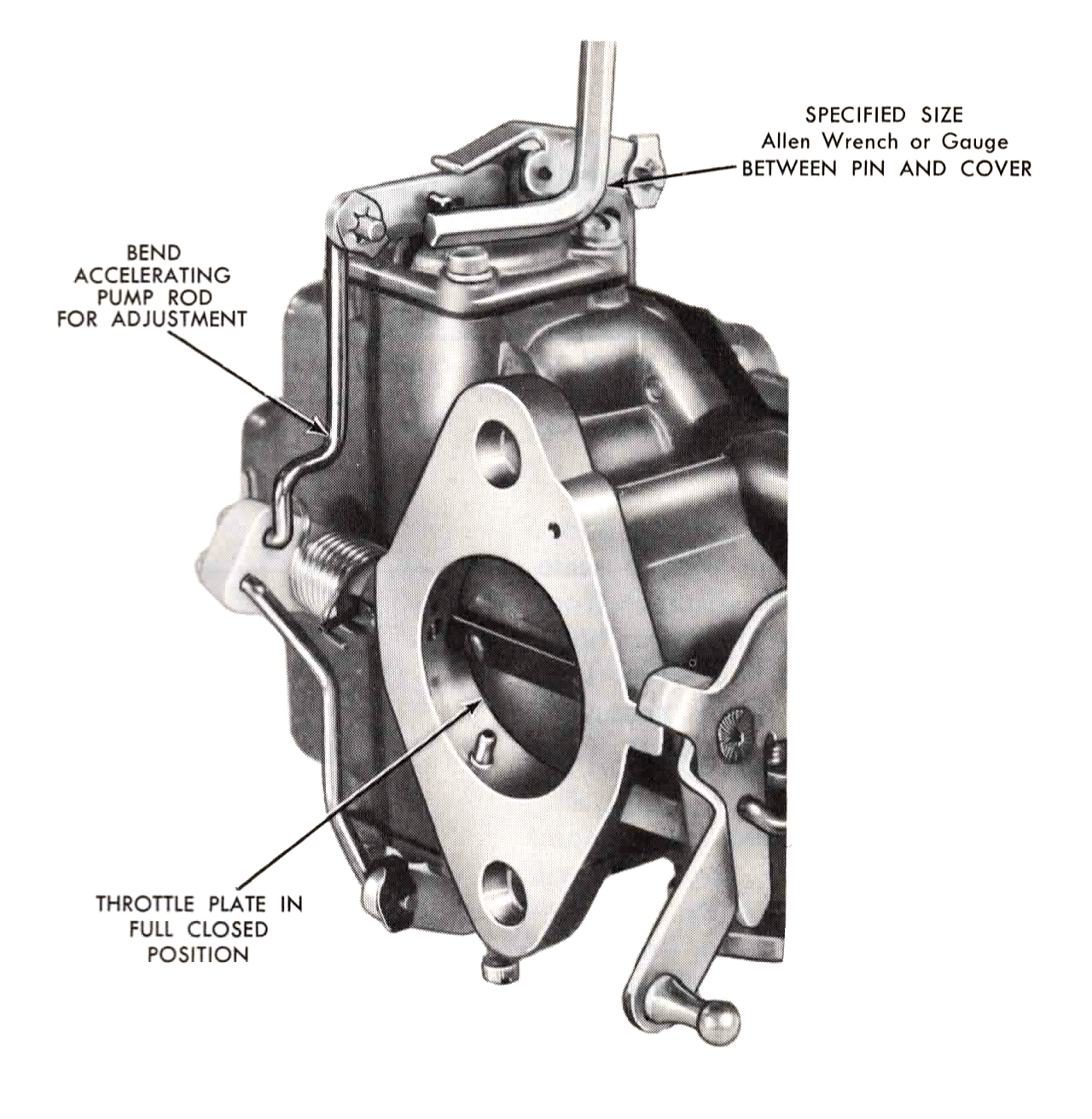 1100 Accelerator Pump