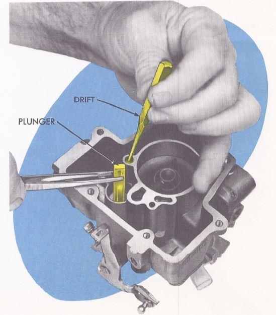 1940 Accelerator Pump
