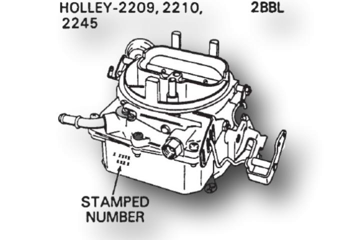Holley 2280