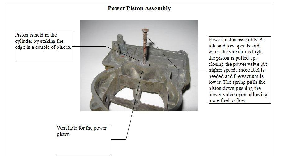 2G Power Piston