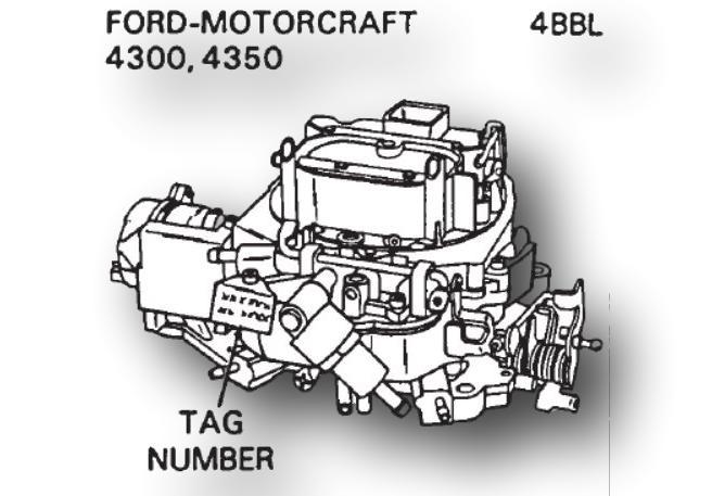 Autolite 4300