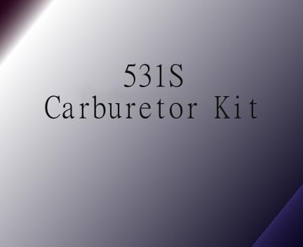 Carter 541 Carburetor Kit