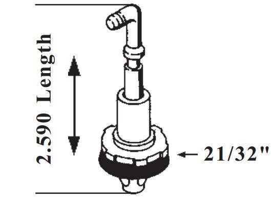 Rochester 2 Jet Accelerator Pump