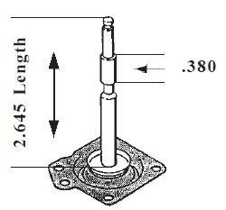 YF Accelerator Pump Diaphragm