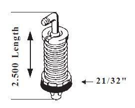 Rochester 2 Barrel Carburetor Accelerator Pump