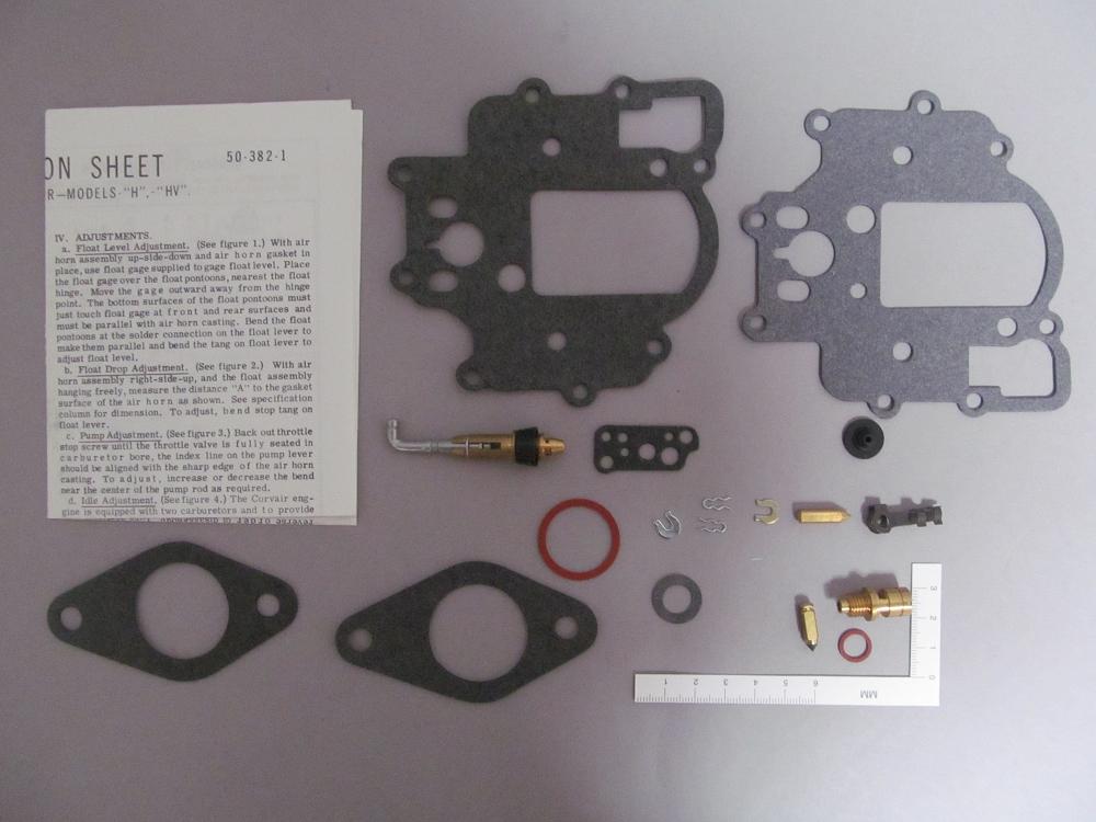 Mercedes Of Rochester >> Rochester H, HV Carburetor Kit