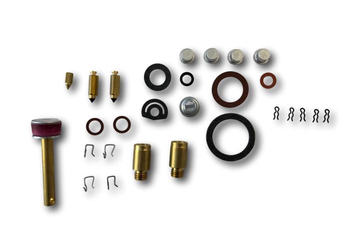 Carter WCFB Carburetor Repair Kit - 58-65 Chevy, Marine Chris Craft