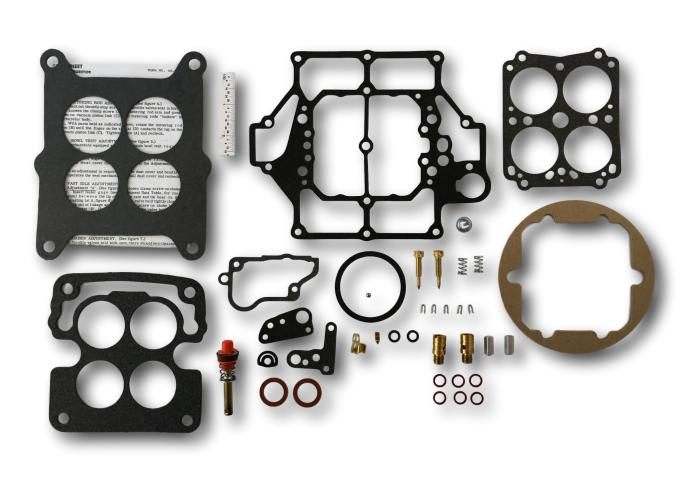 Carter WCFB Carburetor Rebuild Kit - Cadillac