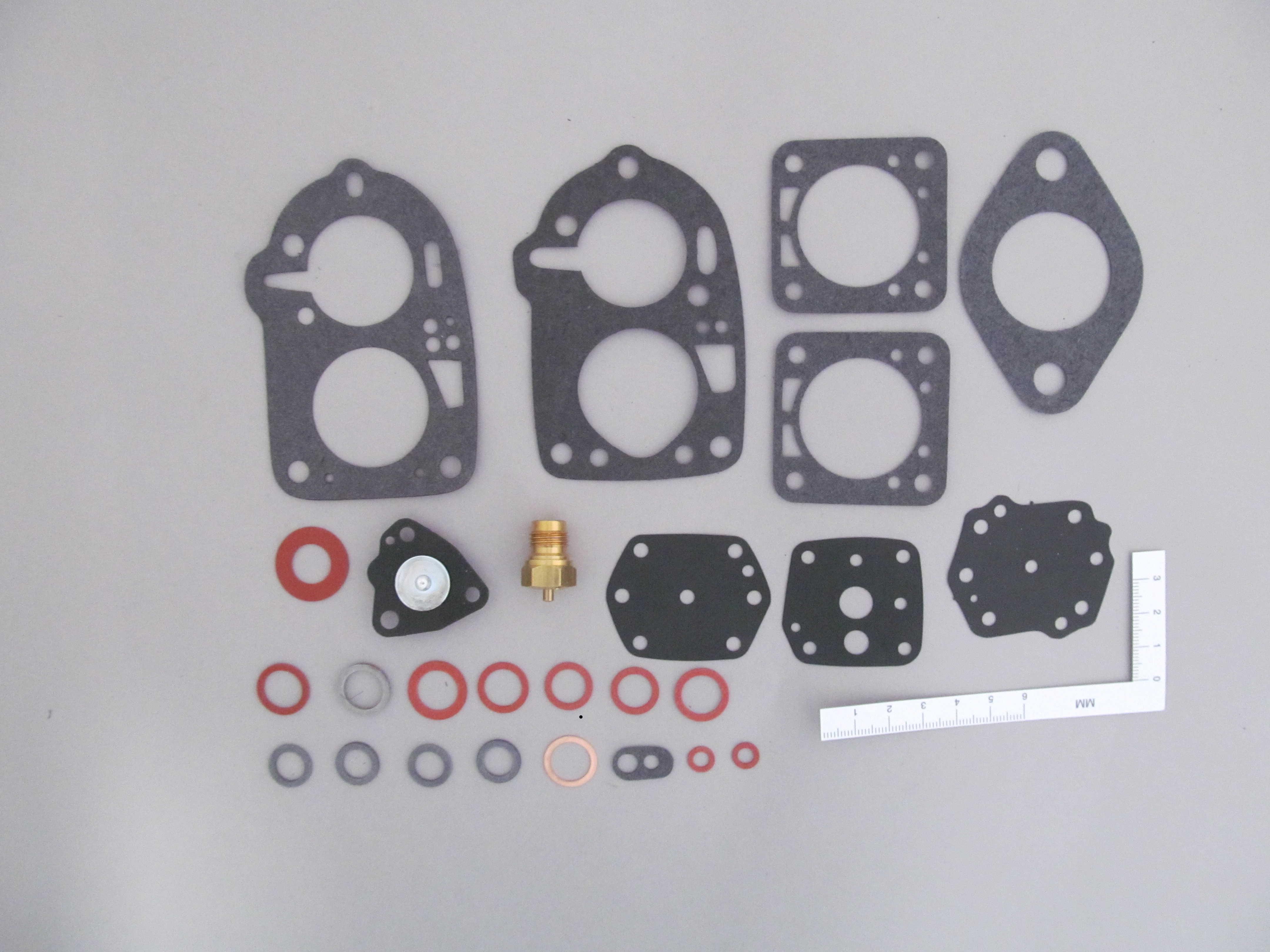 Solex Carburetor Kits & Parts - US Made