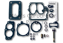 Aisan 2 Barrel Carburetor Rebuild Kit
