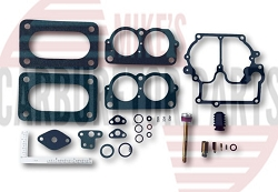 Aisan Carburetor Kit 70-73 Toyota Land Cruiser - K4168